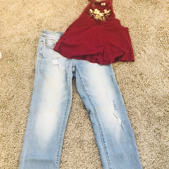 Aeropostale Other - Cute outfit. Junior size.